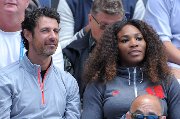 Patrick Mouratoglou Will Remain as Serena's Coach