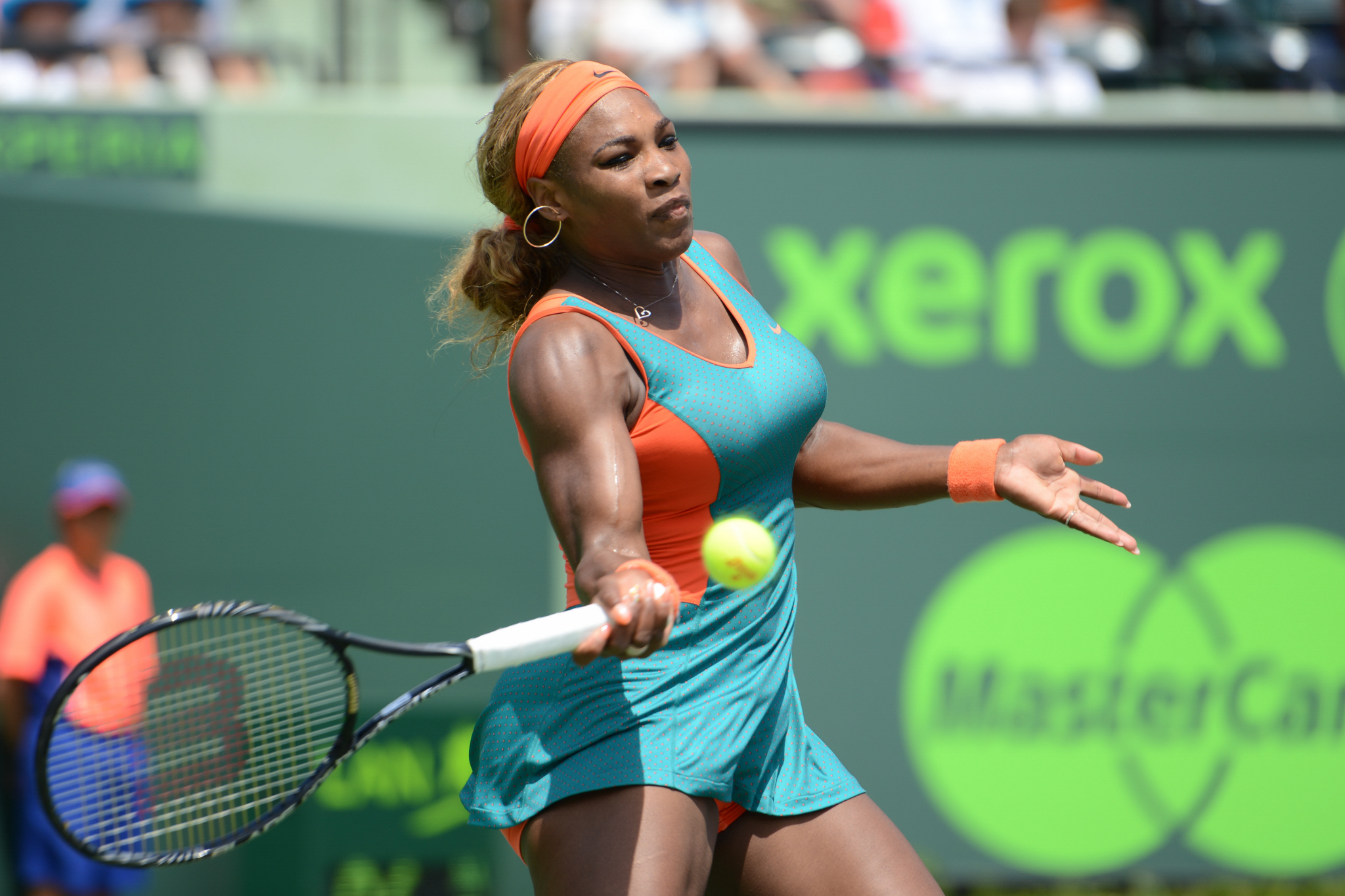 Serena and Li Face Off in Miami - Women's Final Preview
