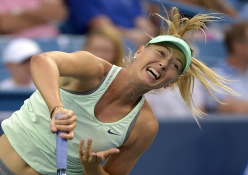 Sharapova and Connors Call It Quits After Cincy Loss