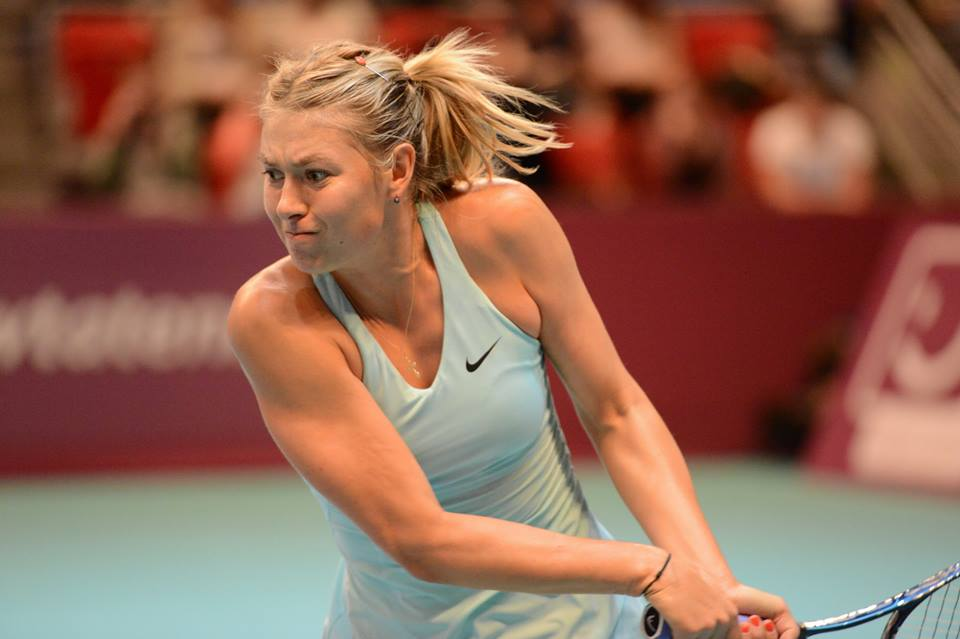 Maria Sharapova Aims to Get Match Tough in Miami