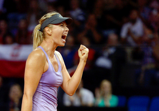 Sharapova Faces Mental Challenges In Comeback