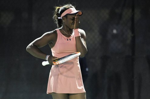 McHale Sees Off Stephens as Top Seed Safarova Falls in D.C.