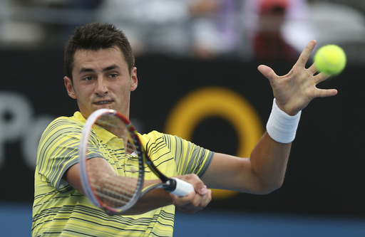All Bets Are Off As Tomic Prepares for Australian Open