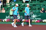 Mike and Bob Bryan Brothers