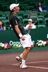 Nicolas Massu celebrate