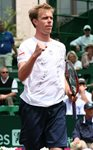 Sam Querrey fist pump