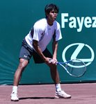 2010 US Men's Clay Court Championship Houston Somdev Devvarman Ready