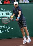 2010 US Men's Clay Court Championship Houston Bob Bryan Shank