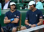 2010 US Men's Clay Court Championship Houston Bryan Brothers Miked