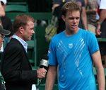 2010 US Men's Clay Court Championship Houston Sam Querrey Tennis Chanel
