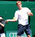 2010 US Men's Clay Court Championship Houston Final Sam Querrey Forehand Mid