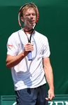 2010 US Men's Clay Court Championship Houston Final Sam Querrey Racquet face