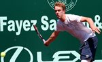 2010 US Men's Clay Court Championship Houston Final Sam Querrey Reach