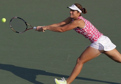 Varvara Lepchenko Blogs from the China Open in Beijing