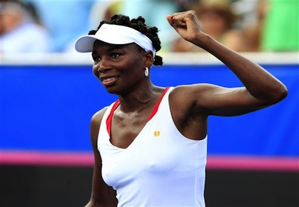 Venus Williams Fed Cup