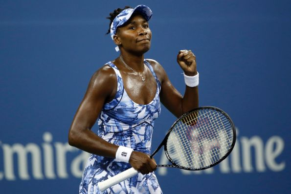 Venus Returns To US Open Third Round For First Time Since 2010
