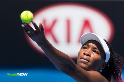 Venus Williams Salvages Rough Day for Americans in Charleston