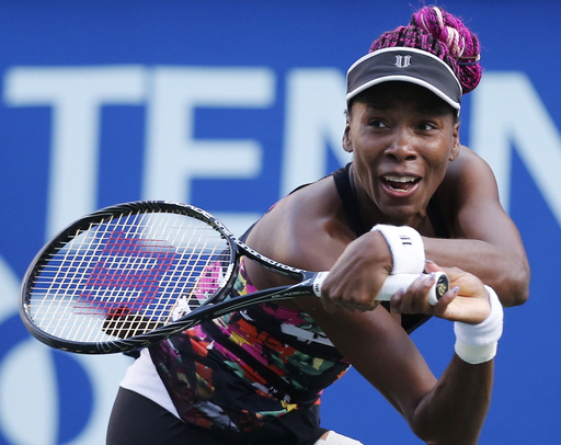 Ana Ivanovic and Venus Williams Meet in Auckland Final
