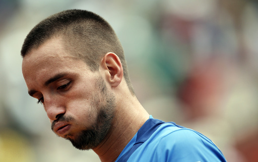 Viktor Troicki Returns After Year-Long Suspension
