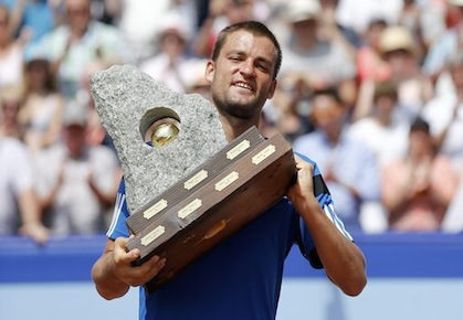 Youzhny Wins Ninth Career ATP Title in Gstaad