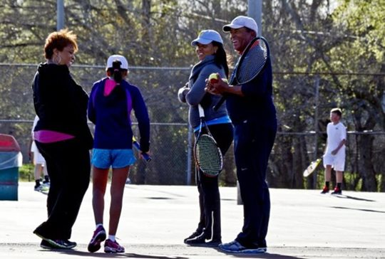 Help the Zina Garrison Tennis Academy win $10,000 in Funding