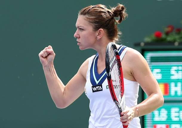 Halep Wins Anticipated Clash with Bouchard