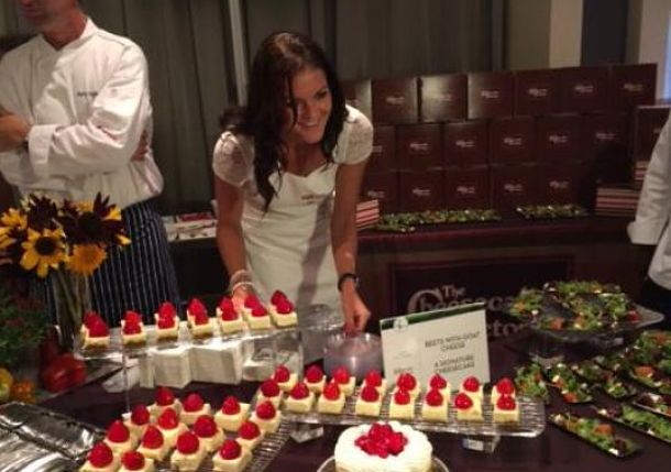 The Friday Media Mash: Smashing Serena, Aga's Cheesecakes, Ice!