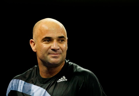 One-on-One with Andre Agassi