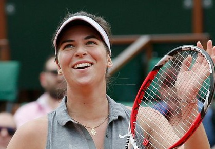 Ajla Tomljanovic Reportedly Switching Nationalities to Australia