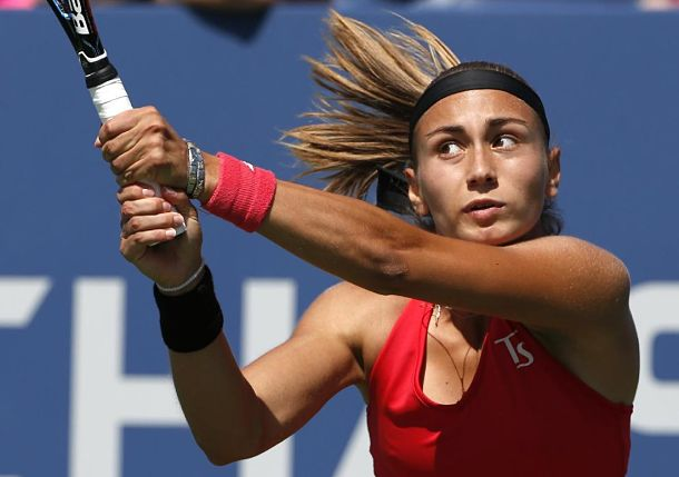 Aleksandra Krunic Day 6 US Open 2014