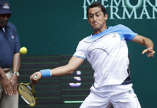 Almagro, Verdasco Reach Houston Semis