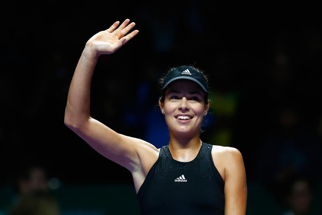 Ivanovic Nifty in Straight-Sets Victory over Bouchard