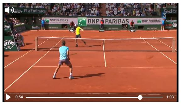 Video: Did Nadal and Murray Play the Point of the French Open on Day 13?