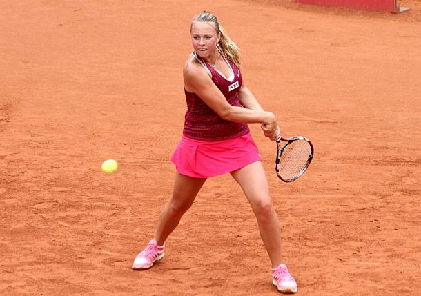Estonian Qualifier Kontaveit Stuns Cornet in Bastad