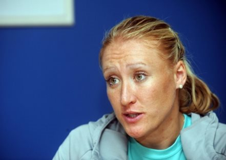 Baltacha Diagnosed with Cancer