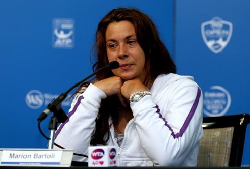 Marion Bartoli Explains It All
