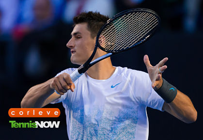 """""""Bored"""" Tomic Cites Lack of Motivation in Wimbledon Loss"""