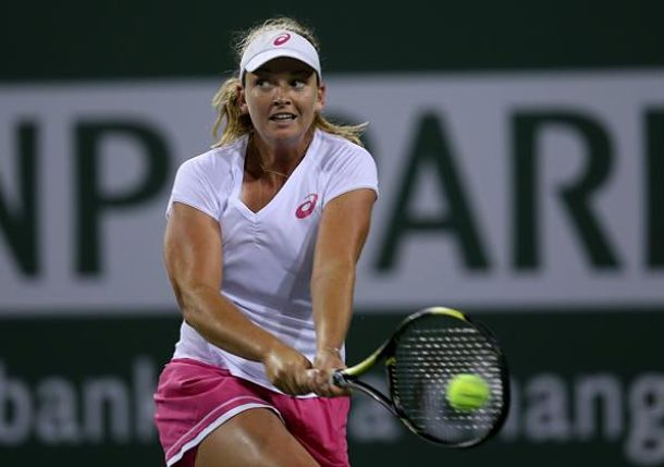 California Dreamin': Vandeweghe and Townsend Notch Wins at Indian Wells