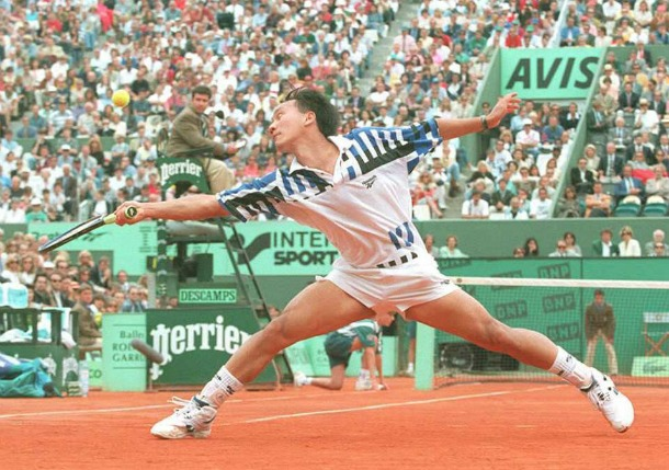 Michael Chang on Trials, Coaching and Returning to Roland Garros