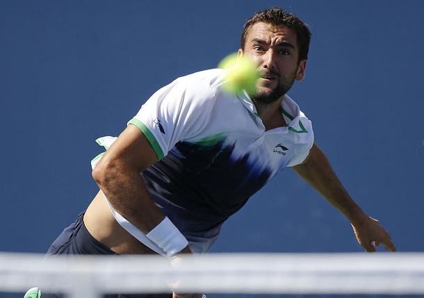 Cilic Bombs Past Berdych, into First US Open Semifinal