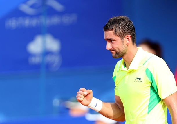 Robredo, Cilic Advance in Umag