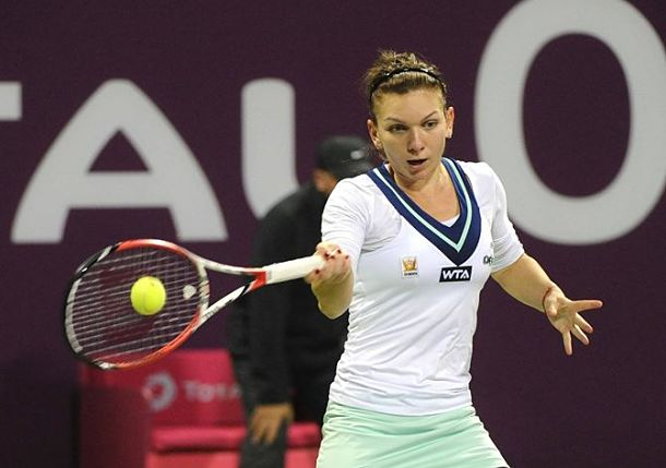 Halep, Kerber Set Final Clash in Doha