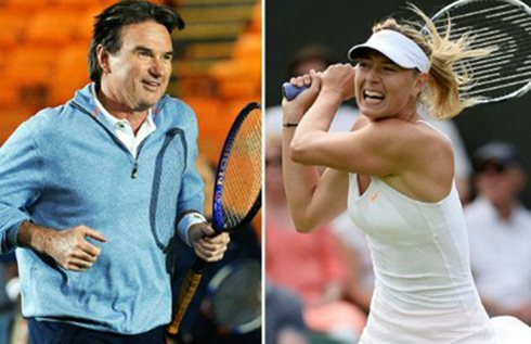 One and Done: Sharapova Fires Connors; Bartoli's Big Announcement; Capriati Headed to Court