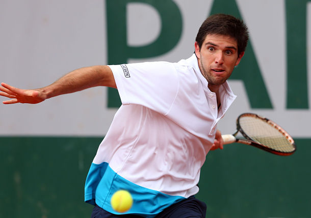 Rookie Carballes Baena Joins Delbonis in Casablanca Semis