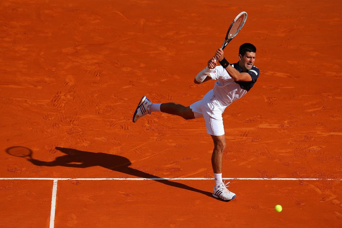 Djokovic Will Need Time Off to Heal Wrist