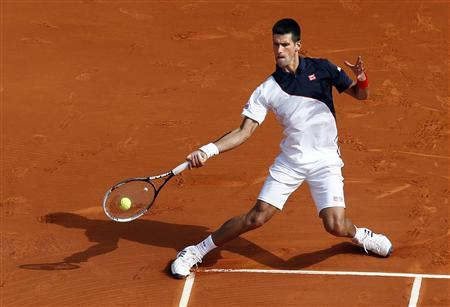 Novak Djokovic Gets First Clay Court Test from Guillermo Garcia-Lopez in Monte-Carlo
