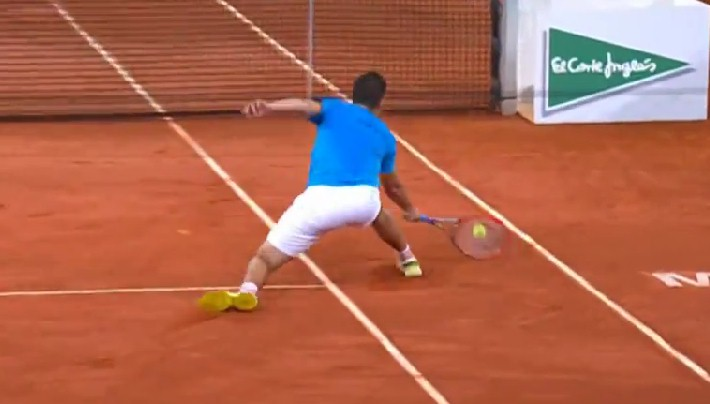 Video: Dominic Thiem Shows Why He's a Tour de Force in the Making