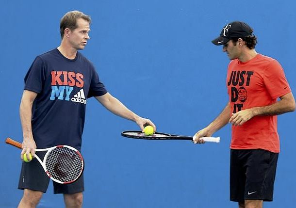 Stefan Edberg Still Loves His Backhand—Even More than Roger Federer's