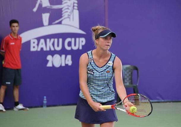 Svitolina Completes Baku Title Defense with Win over Jovanovski