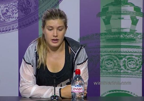 Eugenie Bouchard Says Winning Wimbledon Juniors Was Better Than Reaching 2014 Final